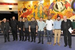 Seminario Redemptoris Mater de Cádiz el día de su formación en Porto S. Giorgio (17/09/2016)