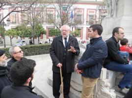 En Sevilla con Juan de Mena