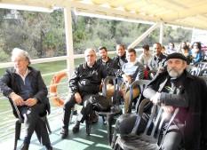 Travesía en barco por el Guadalquivir