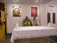 Eucaristía en el Seminario Redemptoris Mater de Sevilla