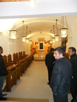 Santuario de la Palabra del Redemptoris Mater de Córdoba