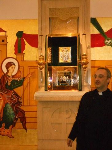 P. José Julio, rector del Redemptoris Mater de Córdoba