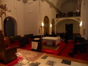 Capilla del Seminario, Córdoba